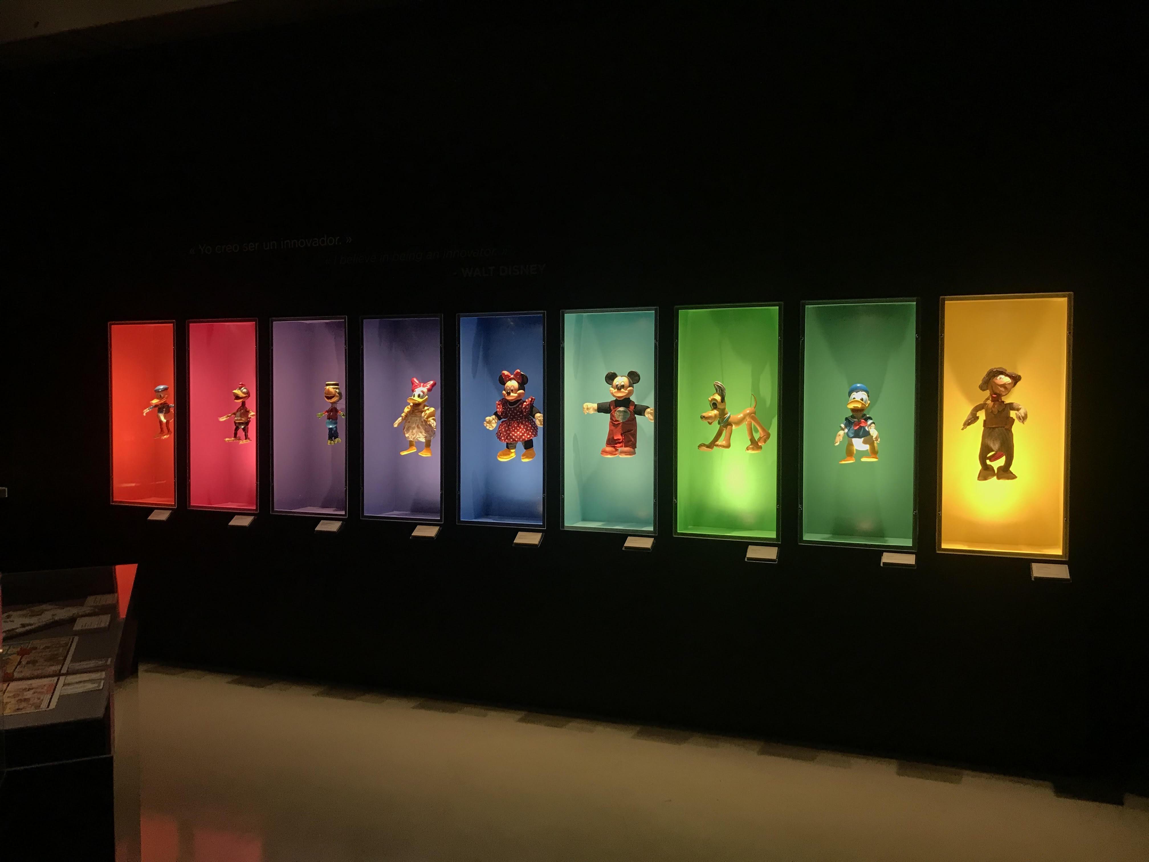 México y Walt Disney: Un encuentro mágico junto con el Arte de COCO