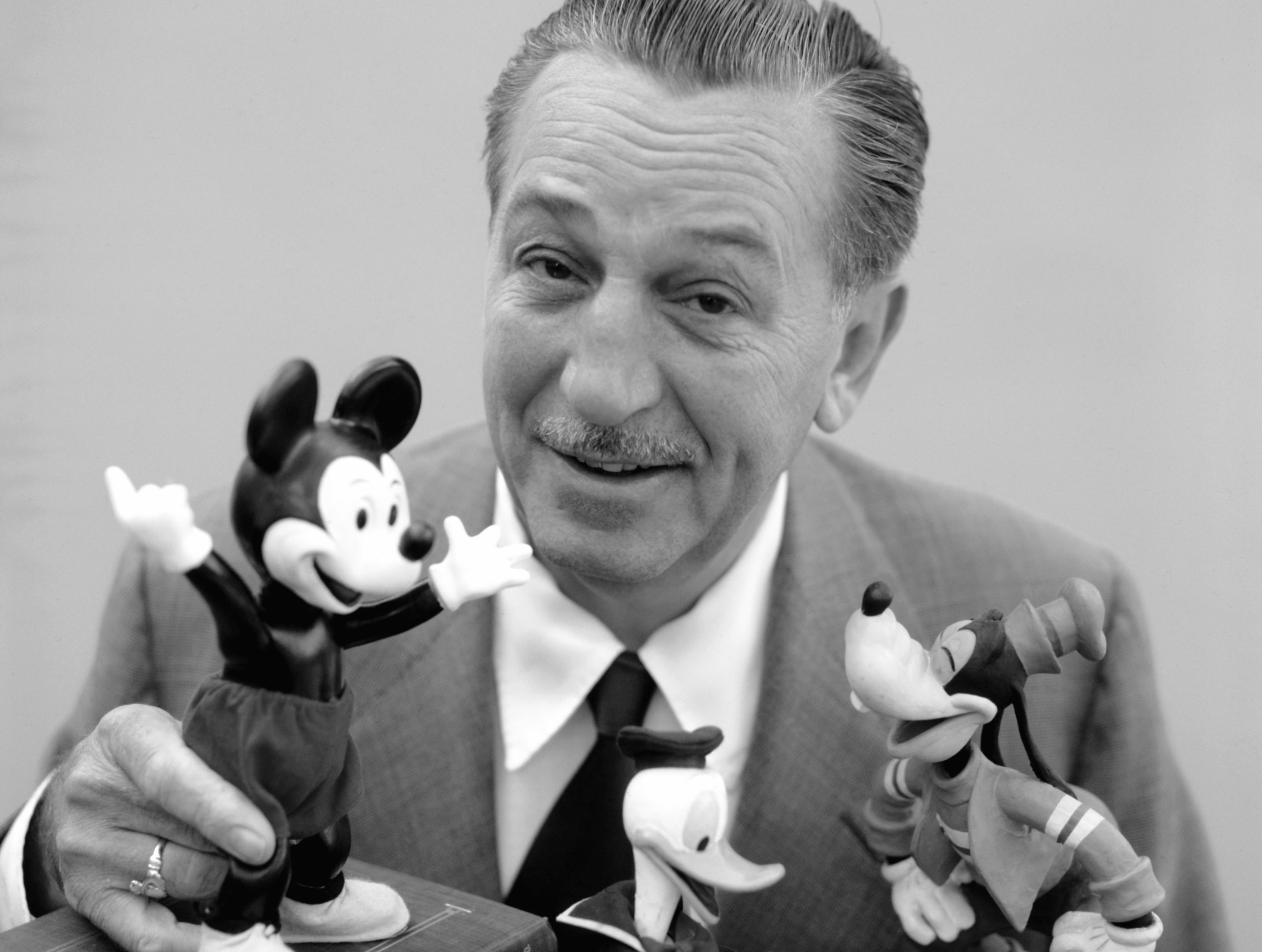 Walt Disney el soñador