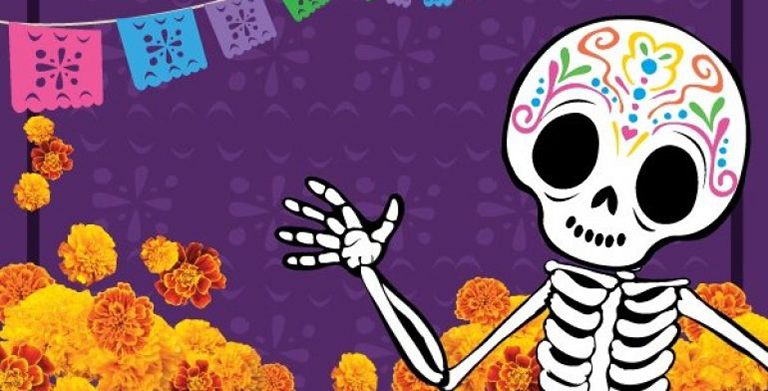 Calaveritas para Revista Feel