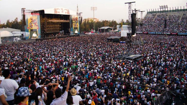 XIX Años Festival Vive Latino