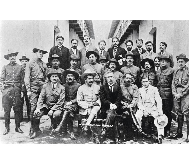 El revolucionario Felipe Ángeles