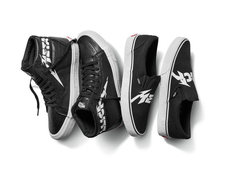 Vans y Metallica se unen una vez más