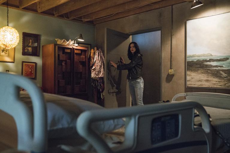 Más acción: Lo nuevo de Marvel's Jessica Jones