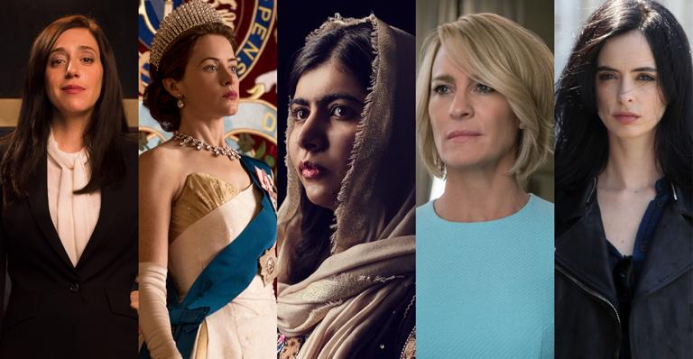 Mujeres inspiradoras de Netflix