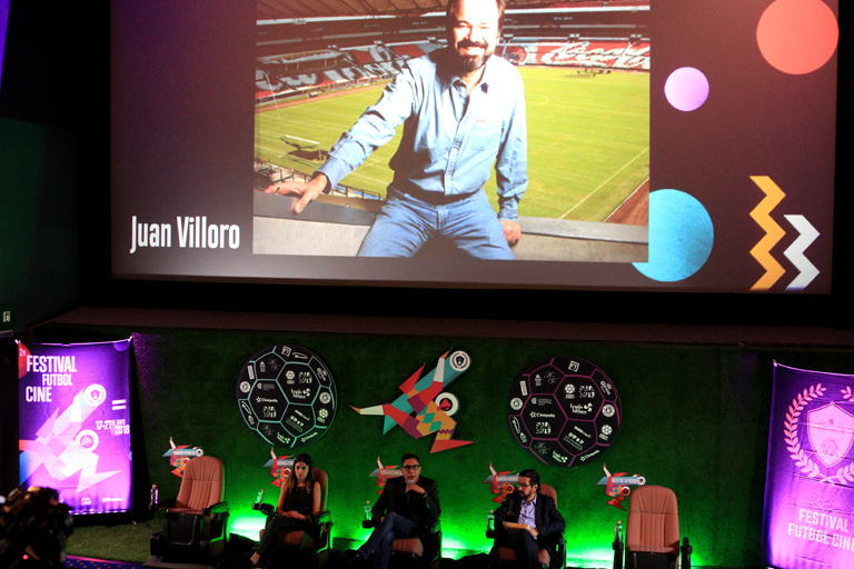 ¿Listos para el segundo Festival Futbol Cine?