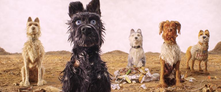 Una crítica a La isla de los perros