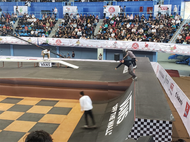 Vans Royalss, la competencia más esperada de skate