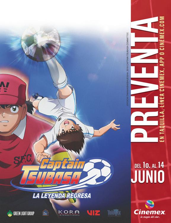 Los Súper Campeones: Captain Tsubasa