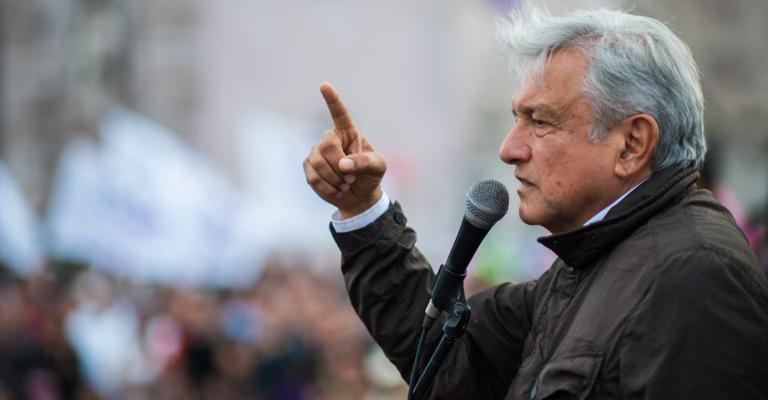 10 Razones por las que debemos votar por Andrés Manuel López Obrador