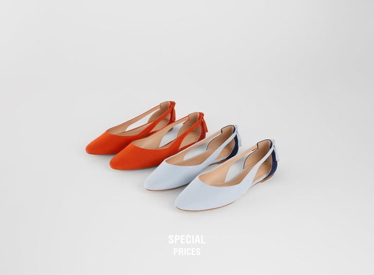 """Flats, calzado de """"todo uso"""""""