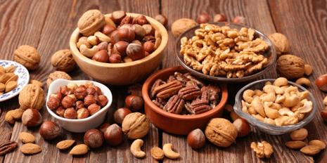 ¿Sabías que comer frutos secos trae beneficios a tu vida?