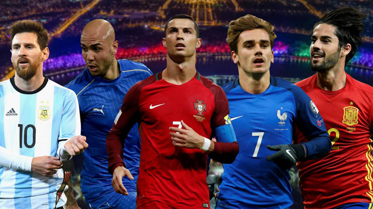 Top 10 de jugadores más guapos que disfrutamos en el mundial