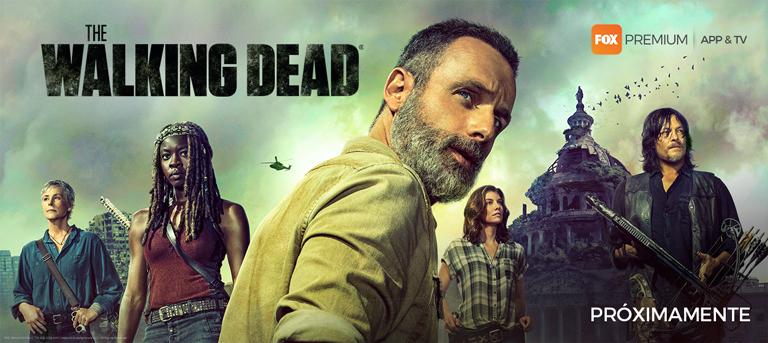 The Walking Dead regresa