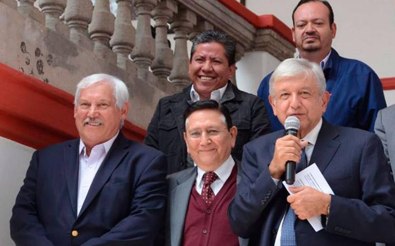 Plan de López Obrador para descentralizar las secretarias del gobierno federal