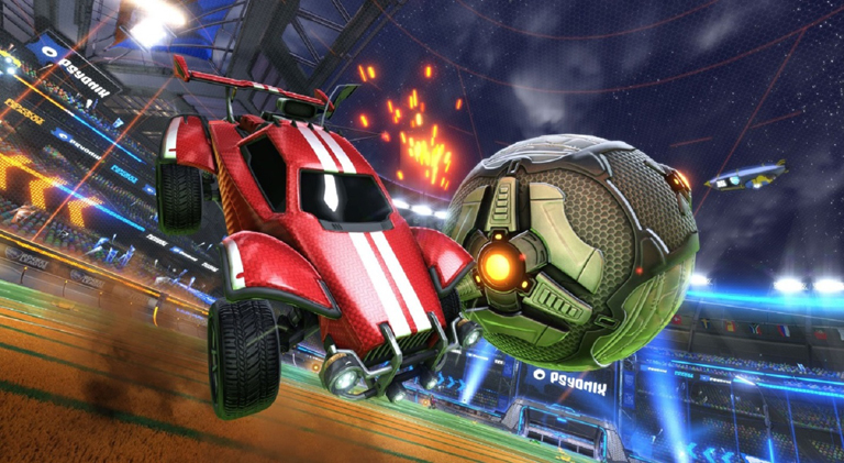 La gran final del Rocket League