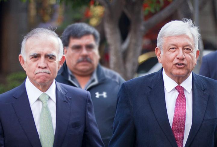 Los empresarios que apoyan a López Obrador