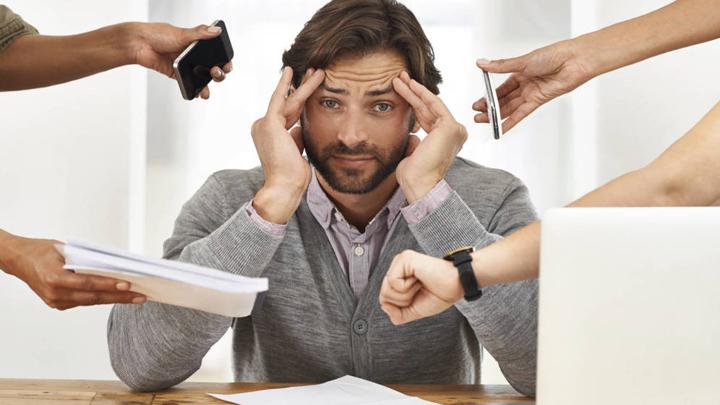 Diez consejos para manejar el estrés
