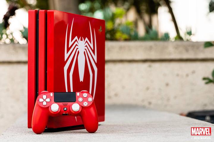 El Hombre Araña llega a Play Station