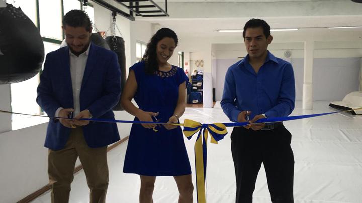 Inauguración Promahos BJJ and MMA