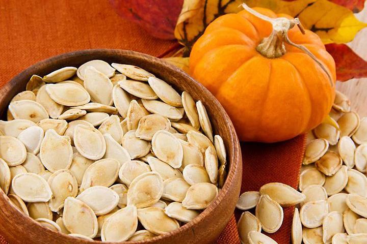 Propiedades y beneficios de las semillas de calabaza