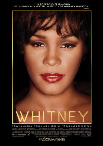 Whitney la película