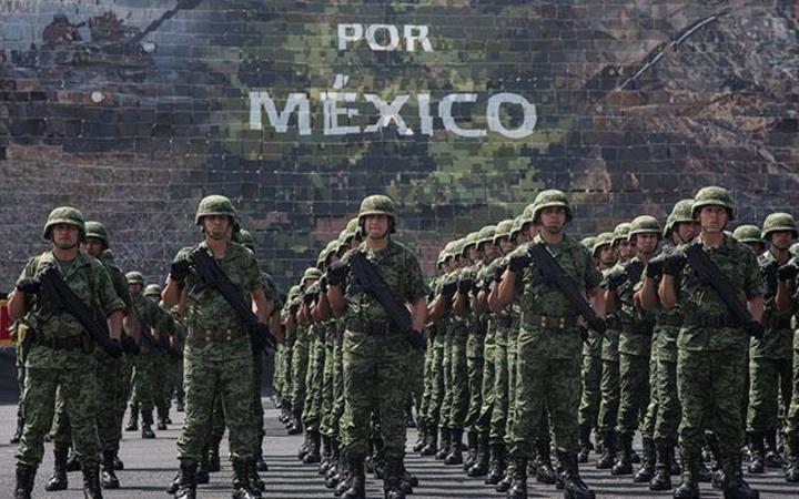 Relación AMLO y las fuerzas armadas