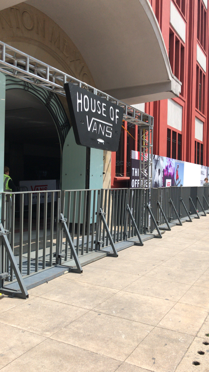 Vans la vuelve a romper con House of Vans 2018