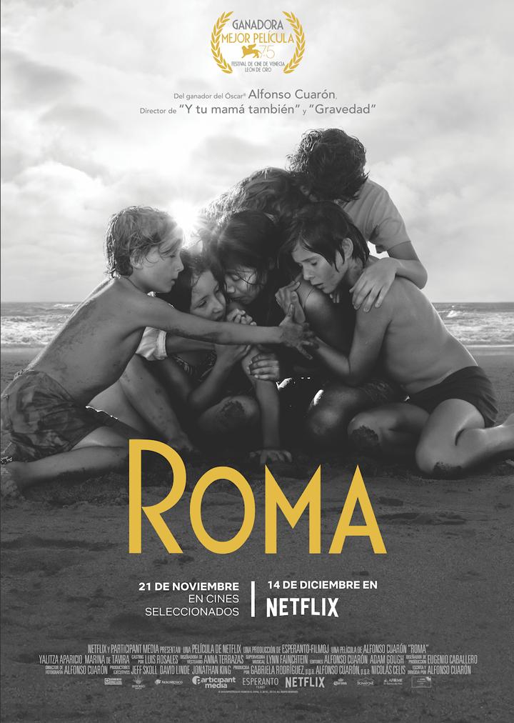 """""""ROMA"""", la película mexicana que ha causado revuelo en el mundo"""