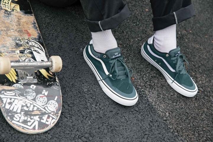 Ya está lista la séptima edición del pro-model de la leyenda del skate, Tony Trujillo.