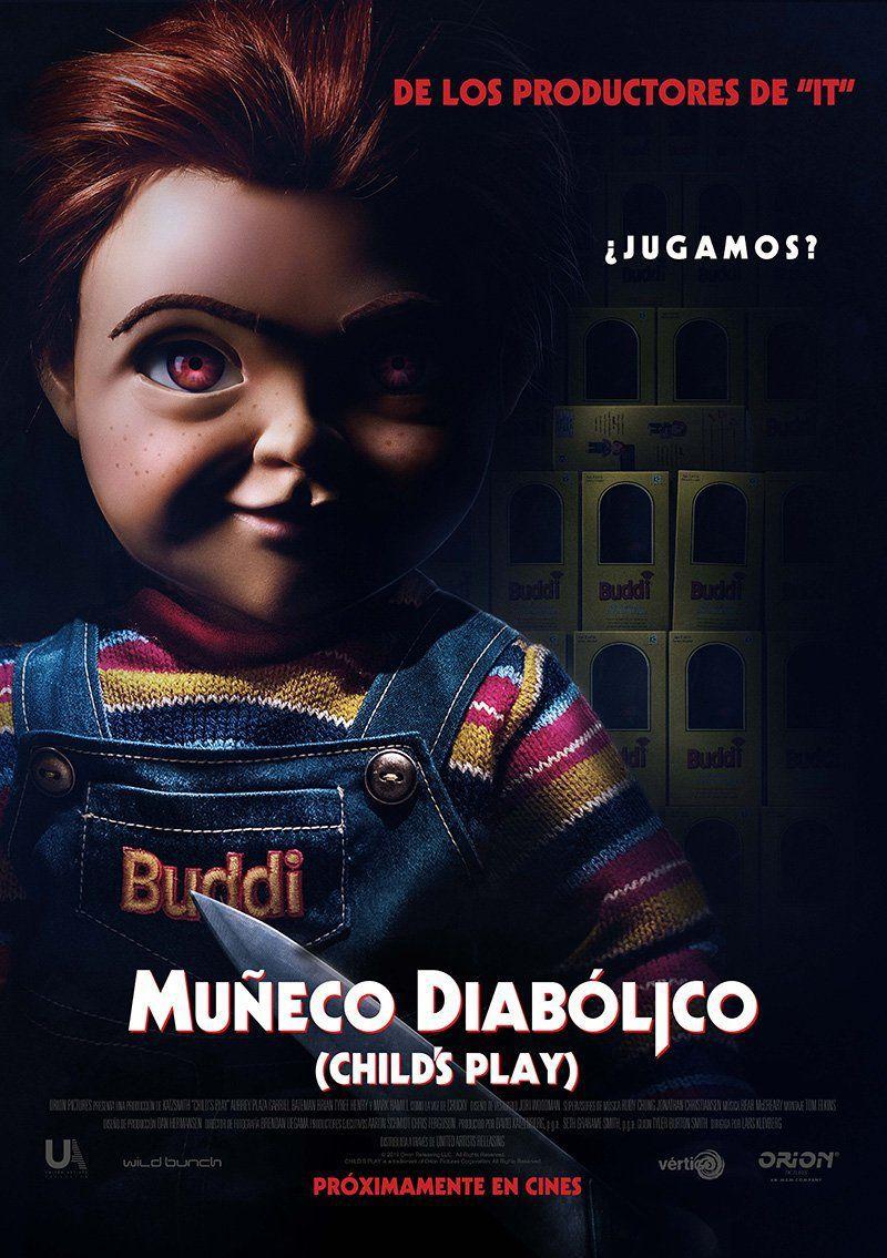 De 1988 al 2019: El regreso de Chucky el muñeco diabólico