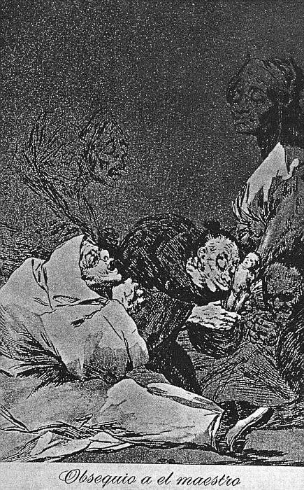 Los grabados de Goya