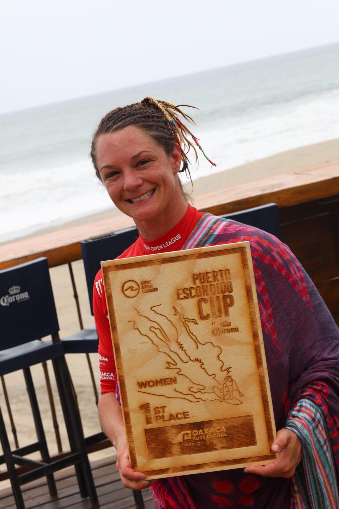 Alerta verde para Puerto Escondido Cup by Corona 2019