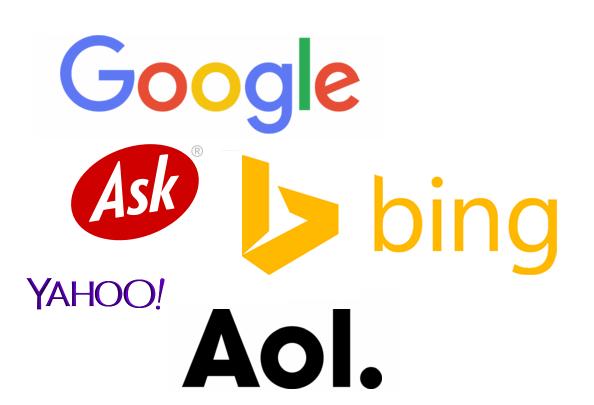 Buscadores web antes de Google