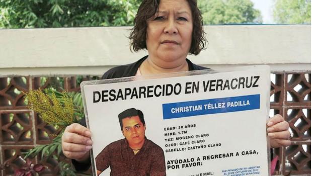 20,810 Personas desaparecidas de 2006 a 2014 ¿Qué es la desaparición forzada?