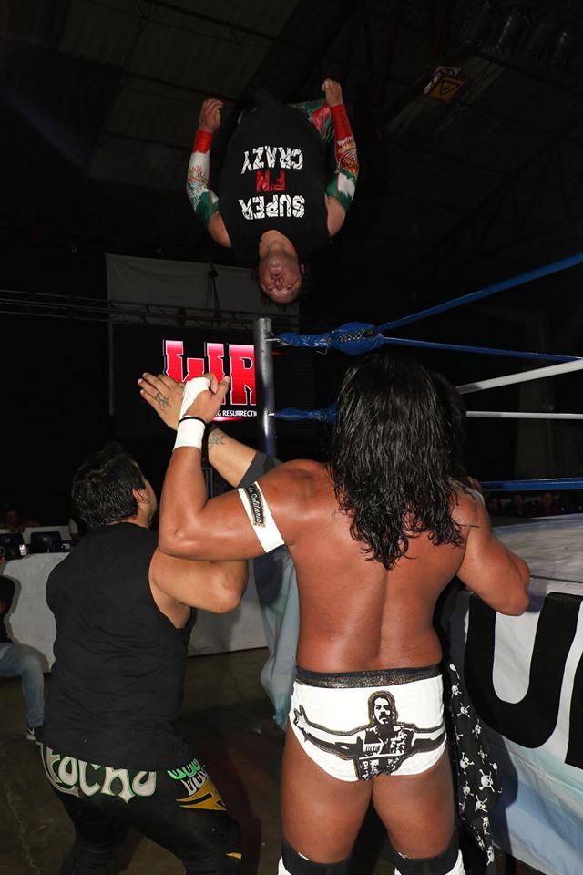 Pro-Wrestilng Resurrection