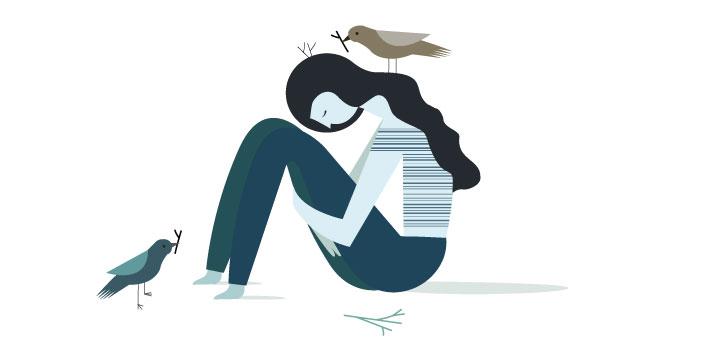 ¿Cómo acompañar a una persona durante su duelo?