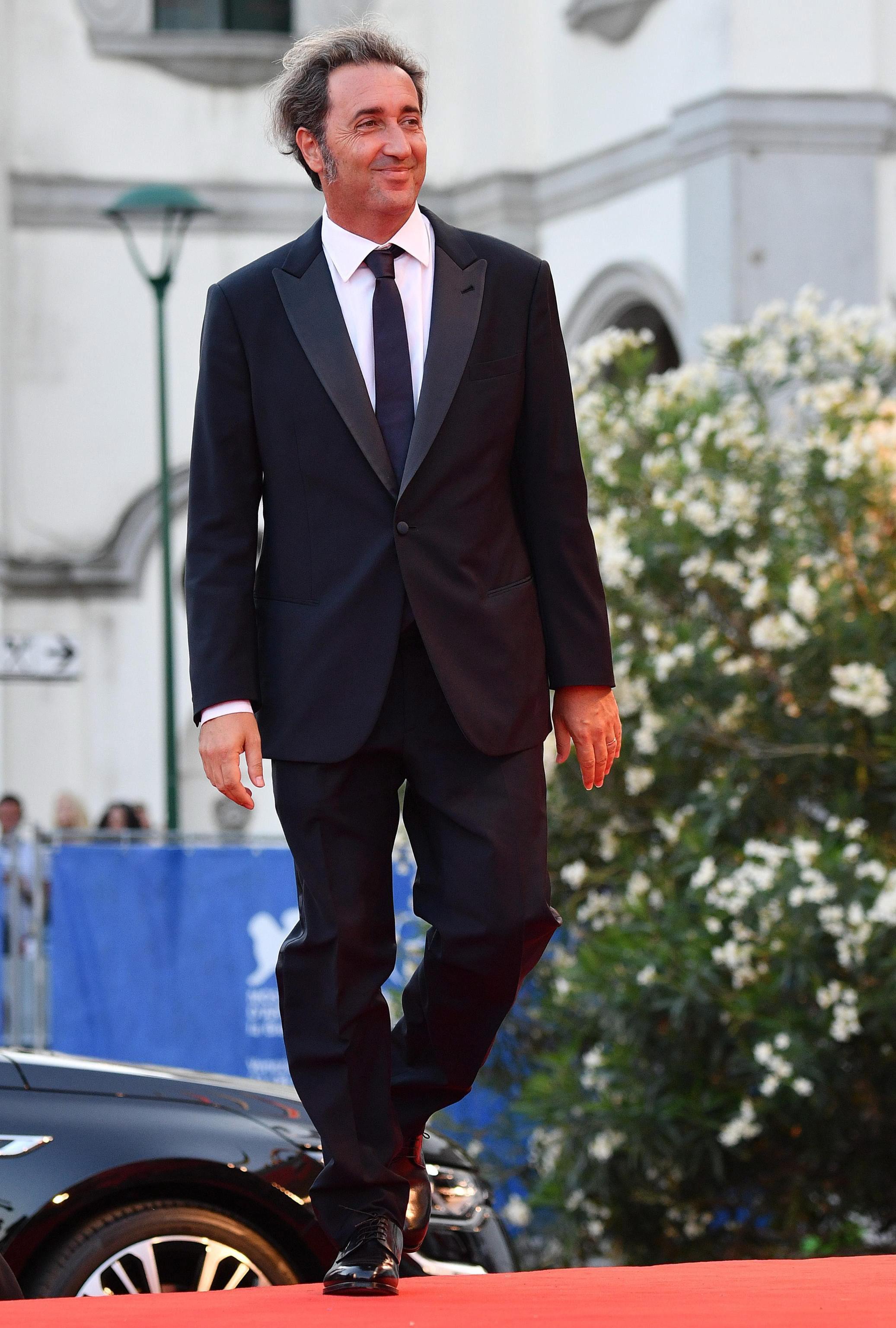 Sorrentino hará película sobre Berlusconi y su círculo más cercano
