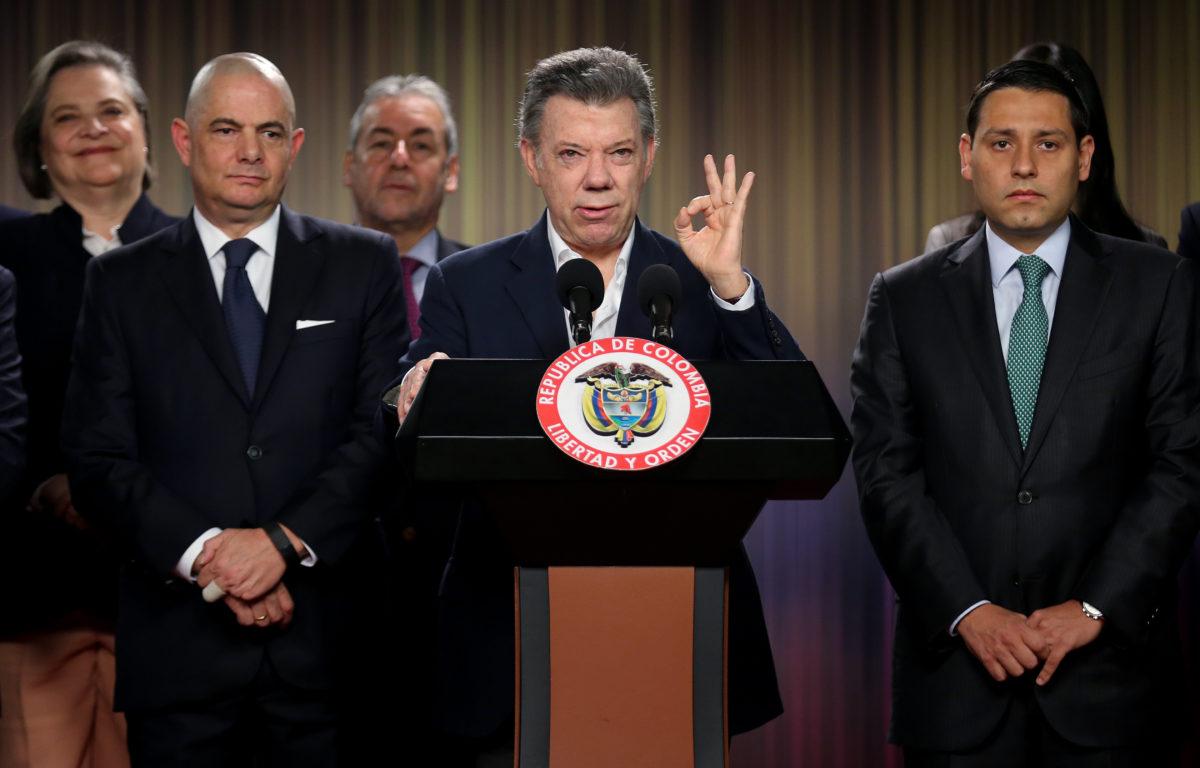 Comienza en Colombia capacitación a miembros de verificación de cese el fuego