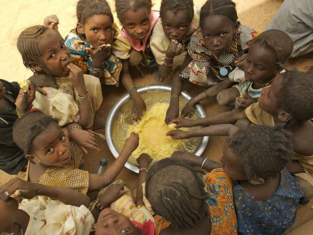 Advierten que nivel de hambre en el mundo sigue siendo alto, pese a progresos