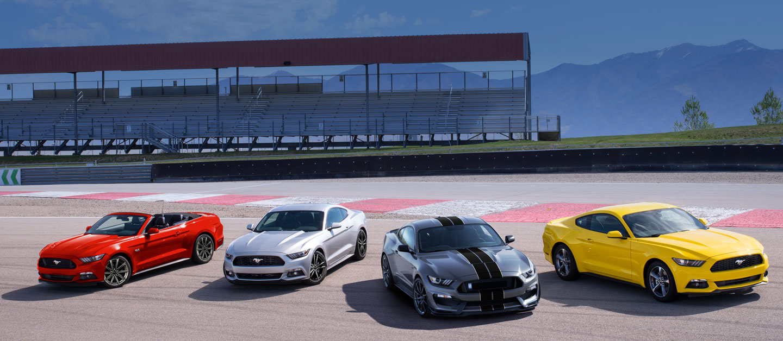 Ford suspende durante una semana la producción de Mustang por caída de ventas