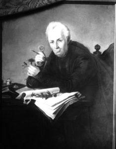 Retrato del biólogo español José Celestino Mutis (Foto sin fecha). EFE/jda