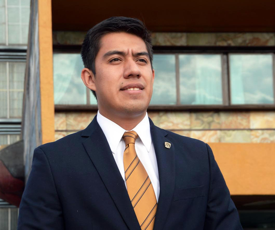 Fuerza de voluntad y pasión, armas del estudiante mexicano reclutado por NASA