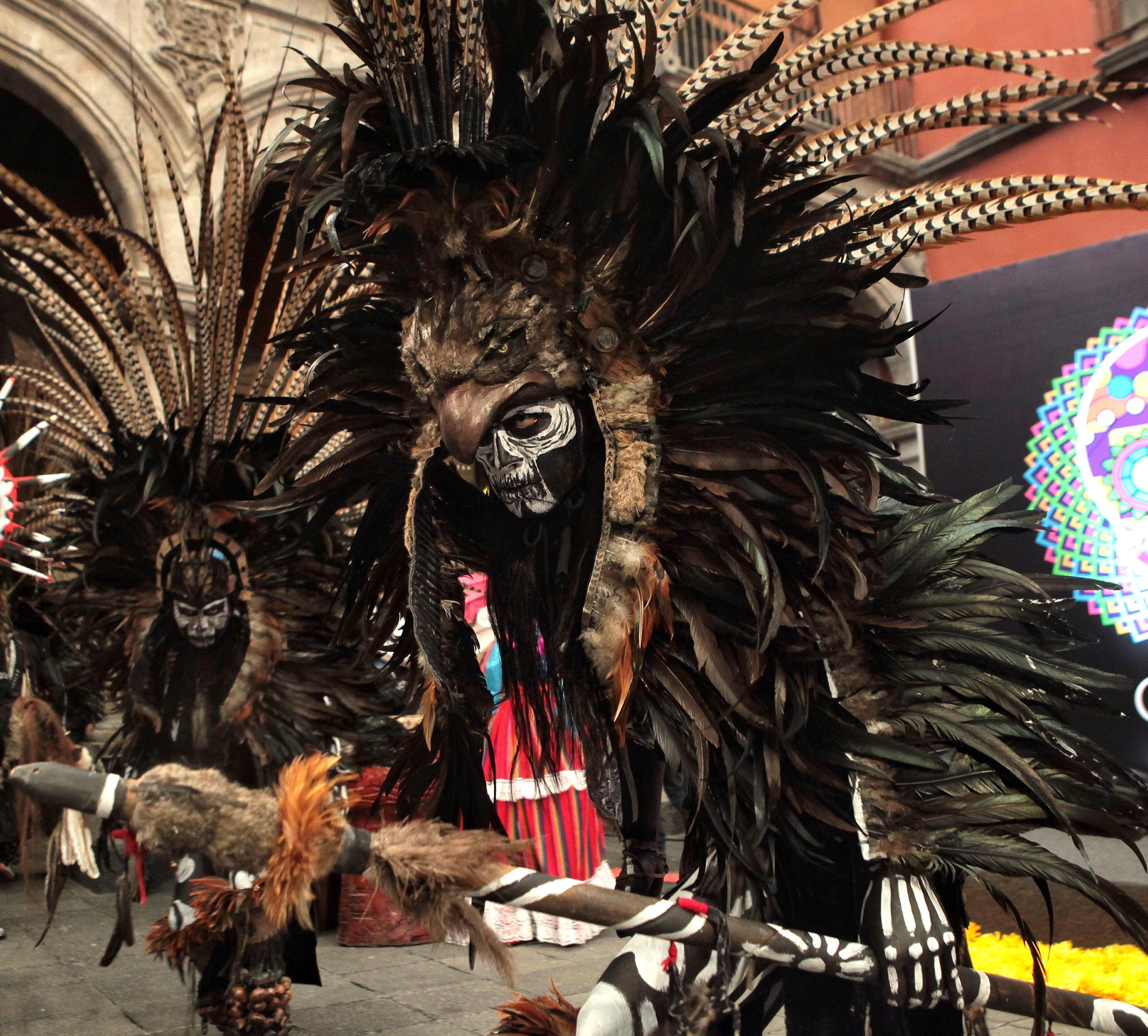 1er desfile-carnaval del Día de Muertos en CDMX rendirá tributo a Tenochtitlan
