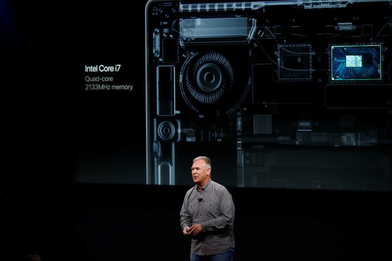 Apple presenta las nuevas novedades en MacBook Pro