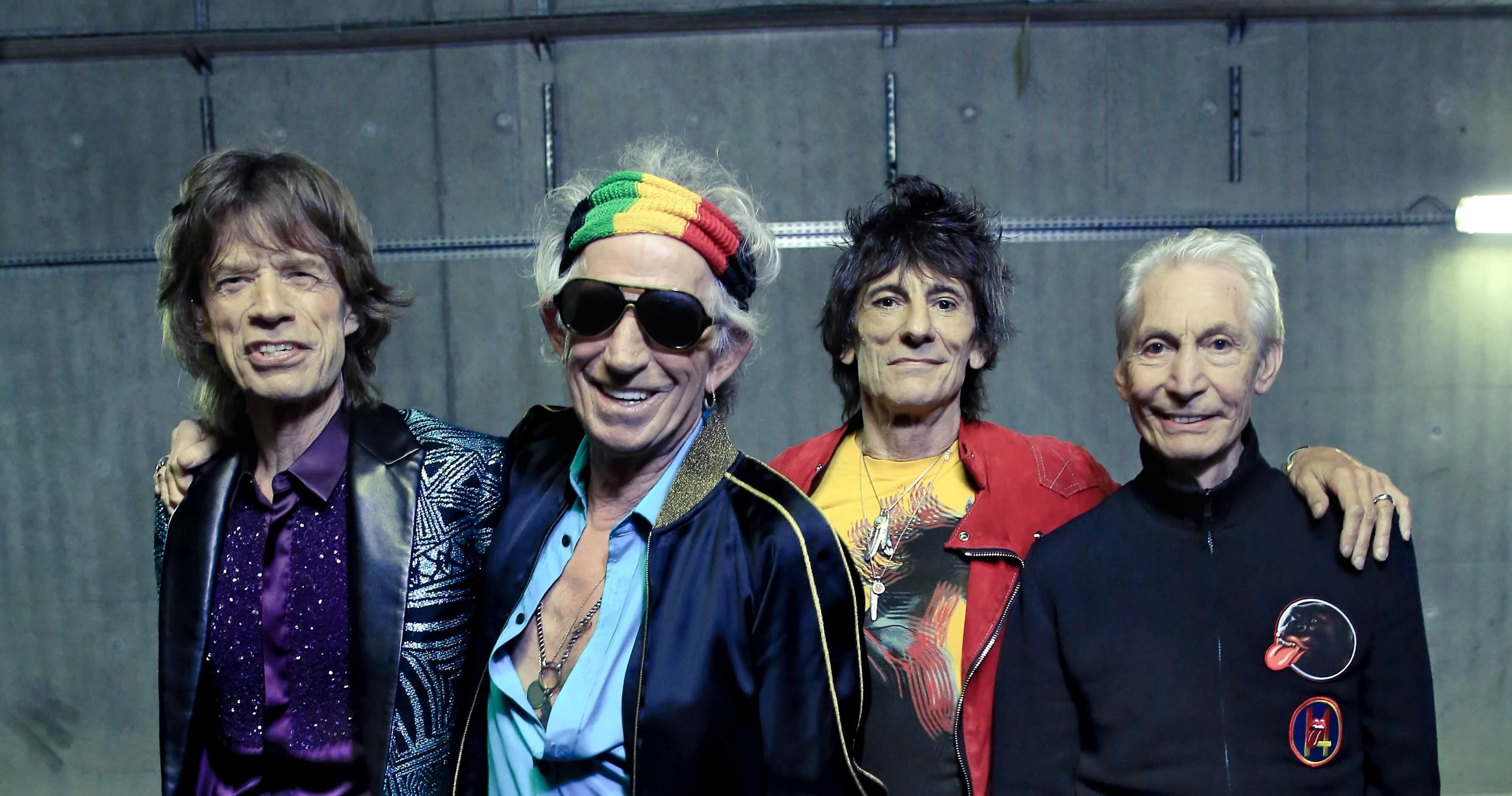 Los Rolling Stones dejan entrever que lanzarán su nuevo álbum mañana