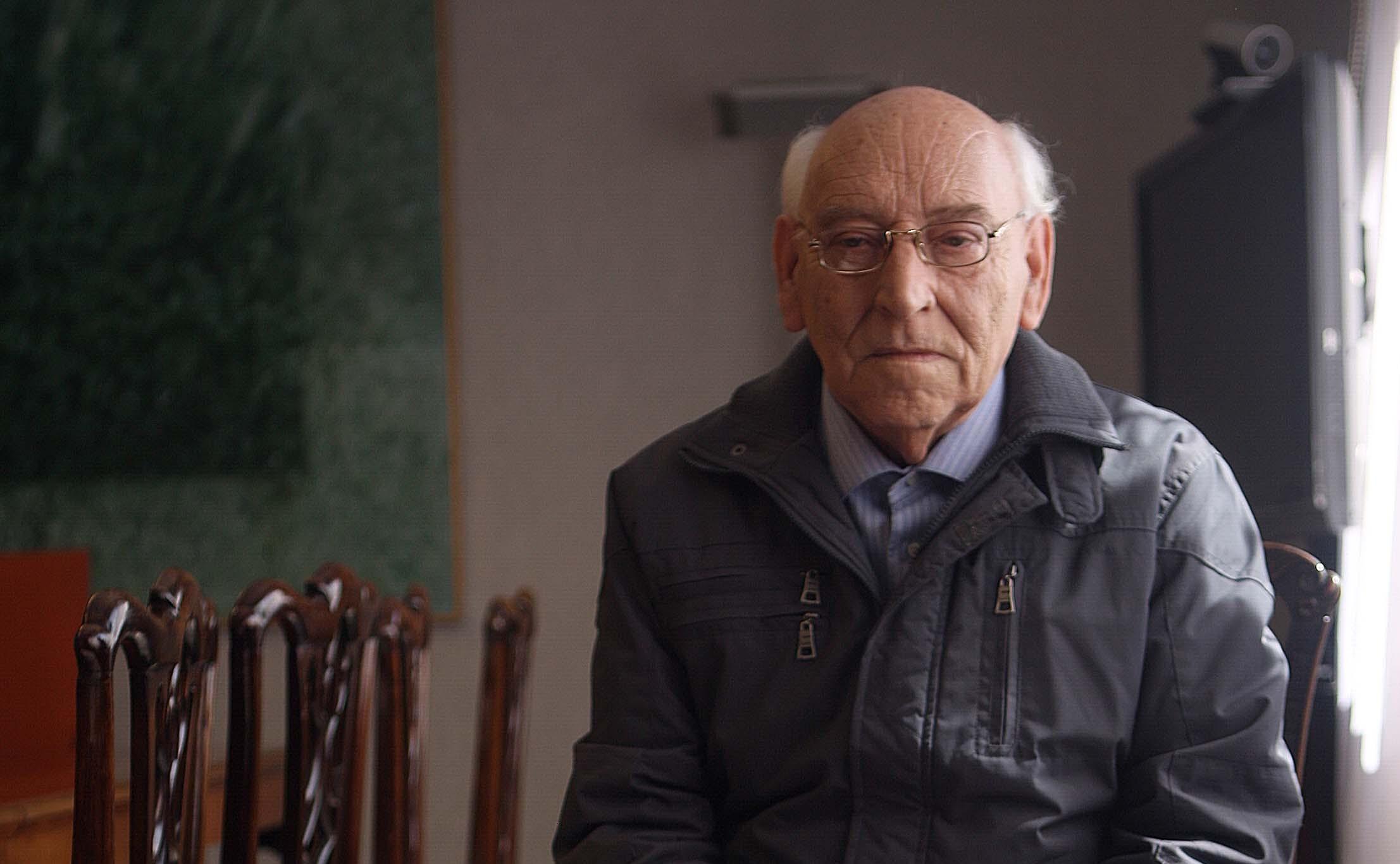 Juan Radrigán dramaturgo chileno fallecé a los 79 años