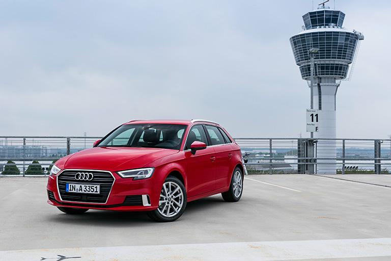 Nuevo Audi A3 diseño y vanguardia