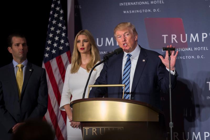 """Campaña """"Mujeres por Trump en Virginia"""""""