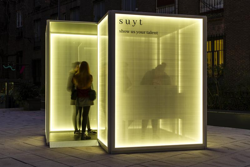 """""""Suyt"""" (Show Us Your Talent) nueva iniciativa de Inditex para buscar jóvenes diseñadores"""