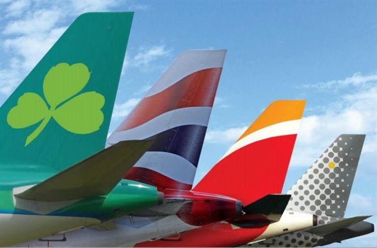 Internacional Airlines Group tendrán wifi de alta velocidad en sus vuelos cortos